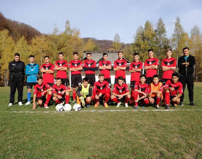 Echipa de fotbal Avântul Baia de Fier
